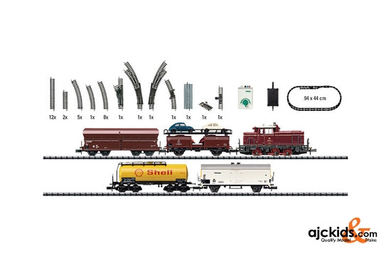 Trix 11485 - Transfer Freight Train Starter Set