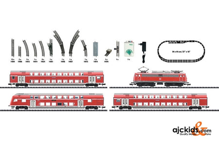 Trix 11490 - DB Regio commuter train Starter Set