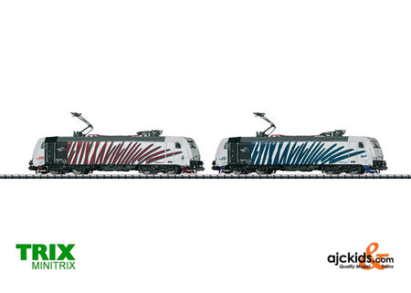 Trix 12102 Electric Locomotive Set (digital)