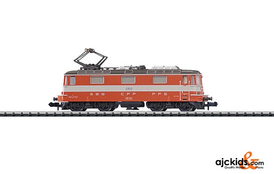 Trix 12335 Electric Locomotive Re 4/4 II