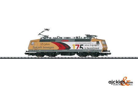 Trix 12345 Electric Locomotive BR 120.1 Insider 2010