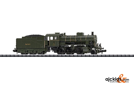 Trix 12348 - Freight Train Locomotive with a Tender