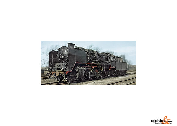Trix 12350 - Freight Train Locomotive with a Coal Tender