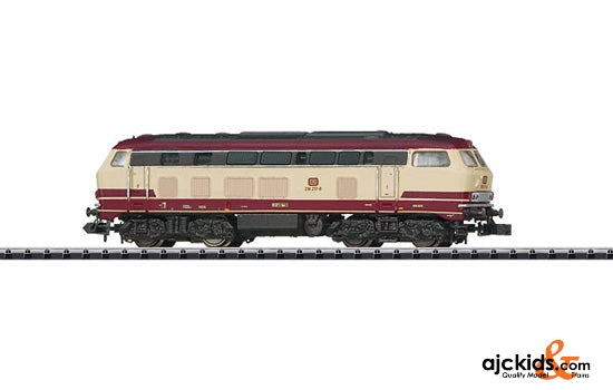 Trix 12391 Diesel Locomotive BR 218 - Trix Club (Sound)