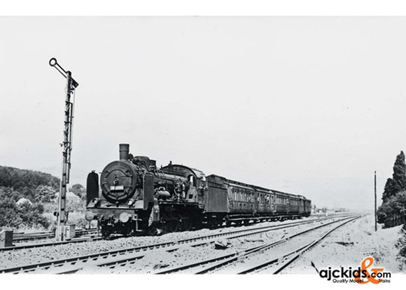 Trix 12420 - Steam Locomotive with a Tender