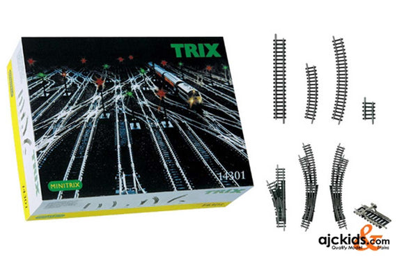 Trix 14301 - Large Track Extension Set