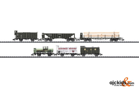 Trix 15070 Freight Car Set