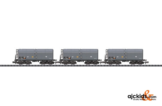 Trix 15280 Heavy Oil Tank Cars