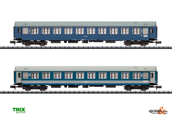 Trix 15371 - Orient Express Express Train Passenger Car Set