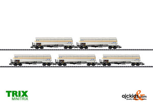 Trix 15401 - Gas Tank Car Set Aretz-Logistik