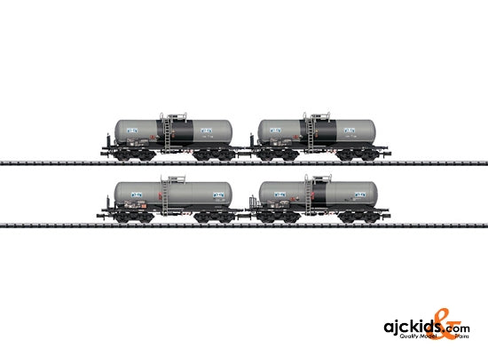 Trix 15419 - Sulfuric Acid Tank Car Set