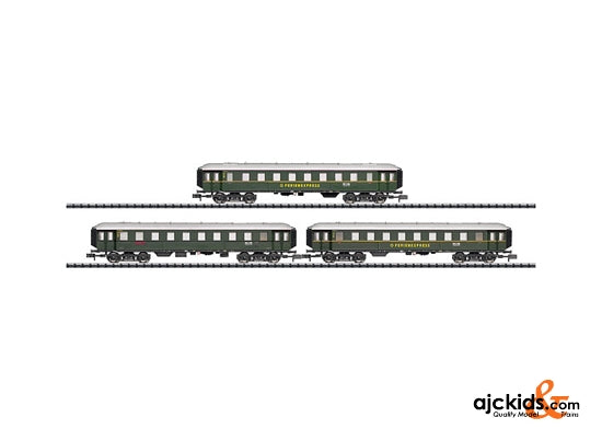 Trix 15758 - DER Holidays Express - Set 1 (only sold with set 2)