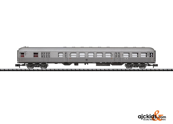 Trix 15942 - DB type BD4nf-59 Silberling Passenger Car