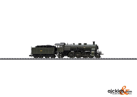 Trix 16182 - Express Locomotive with a Tender