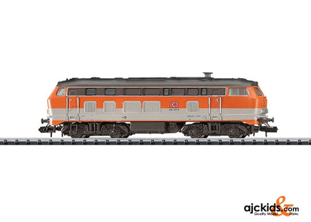 "Trix 16286 Toy Fair 2016 cl 218 ""City-Bahn"" Diesel Locomotive"