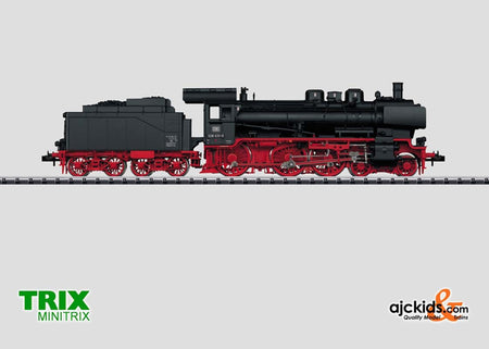 Trix 16384 - Steam Locomotive with a Tender (Sound)