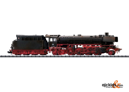 Trix 16412 - Freight Locomotive with a Tender, Class 042 (sound)