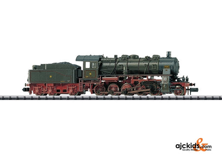 Trix 16582 - KPEV cl G12 Steam Freight Locomotive w/Tender