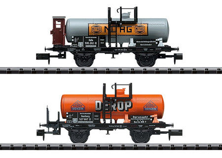 "Trix 15503 - Freight Car Set ""Mineral Oil Transport"""