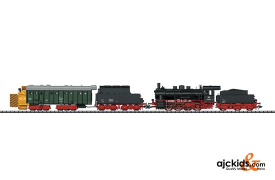 Trix 21833 - Snow Clearing Train with Rotary Snowplow