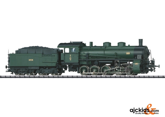 Trix 22029 Freight Steam Locomotive with a Tender