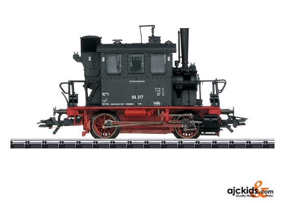 Trix 22034 - Digital DB cl 98.3 Glaskasten Steam Locomotive
