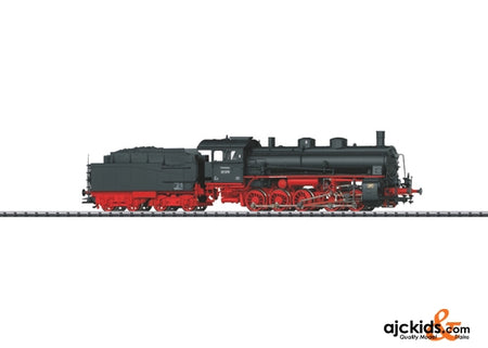 Trix 22057 Freight Steam Locomotive with a Tender