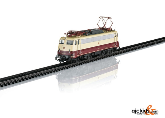 Trix 22064 Digital DB cl 112 Bugelfalte Electric Locomotive