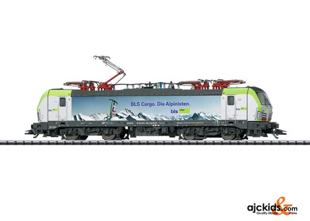 Trix 22095 - Digital BLS Cargo cl 475 Electric Locomotive