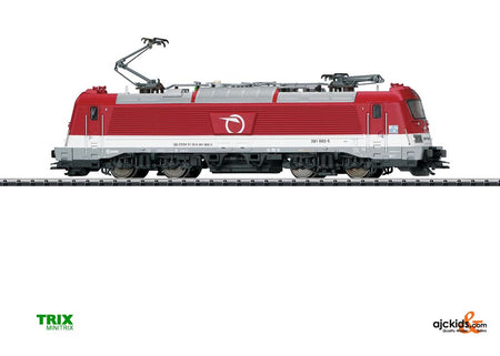 Trix 22186 Class 381 Electric Locomotive