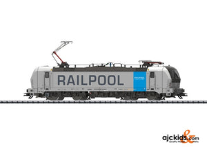 Trix 22190 Dgtl cl 193 Railpool Electric Locomotive