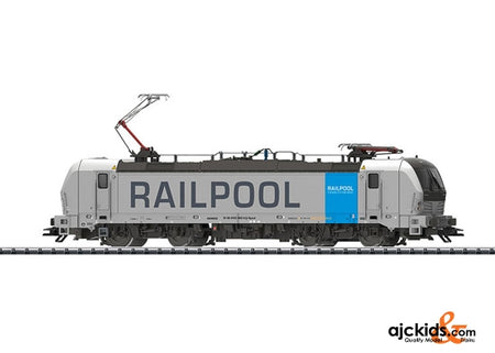 Trix 22194 Class 193 Railpool Electric Locomotive Era VI