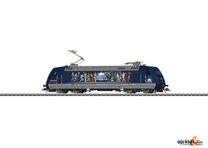 Trix 22197 - Cl 101 Starlight 25 Years Jubilee Electric Locomotive