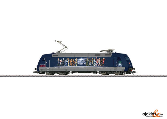 Trix 22197 Cl 101 Starlight 25 Years Jubilee Electric Locomotive