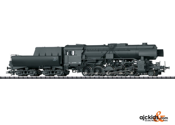 Trix 22225 - Class 42 Heavy Steam Freight Locomotive with a Tub-Style Tender
