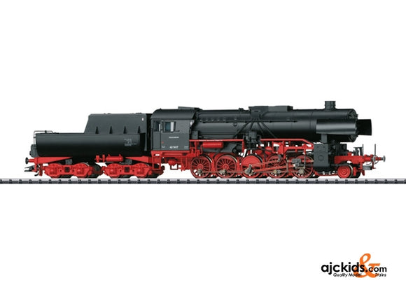 Trix 22227 - Class 42 Heavy Steam Freight Locomotive with a Tub-Style Tender