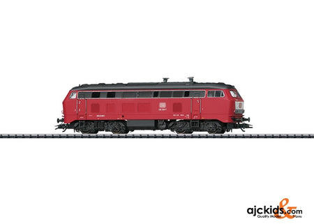 Trix 22237 Electric Locomotive BR 218 (sound)