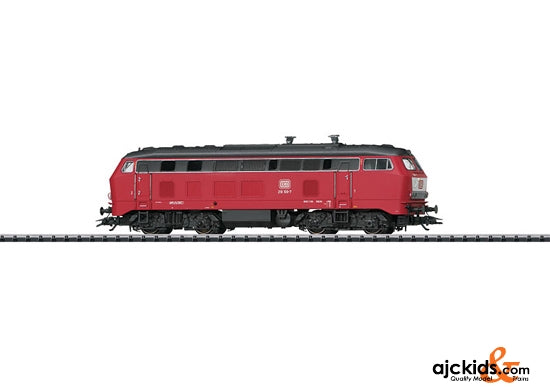 Trix 22237 - Electric Locomotive BR 218 (sound)