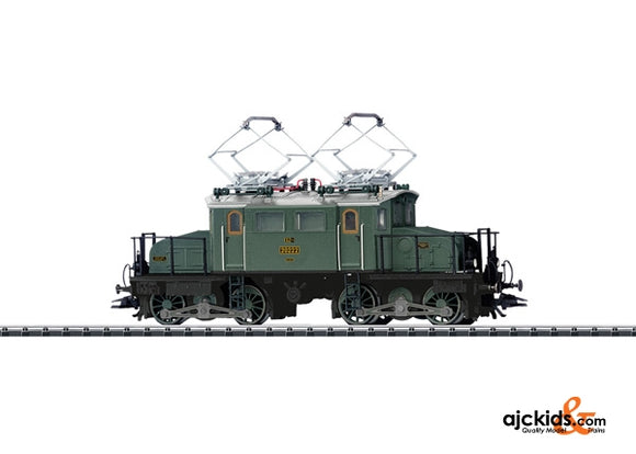 Trix 22269 - Cl EG 2x2/2 Electric Locomotive