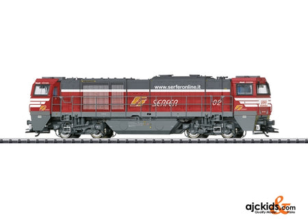 Trix 22343 Digital cl G 2000 BB Vossloh Diesel Locomotive