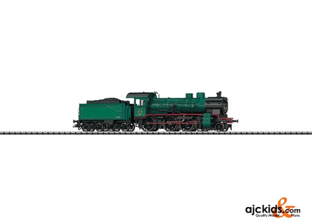 Trix 22359 NMBS/SNCB cl 64 Steam Loco w/Tender (Lim.)