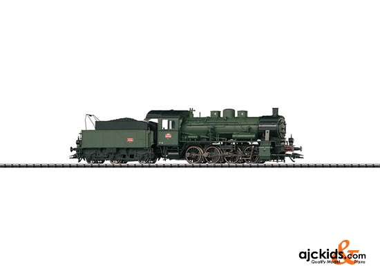 Trix 22369 - Freight Locomotive with a Tender class 040D