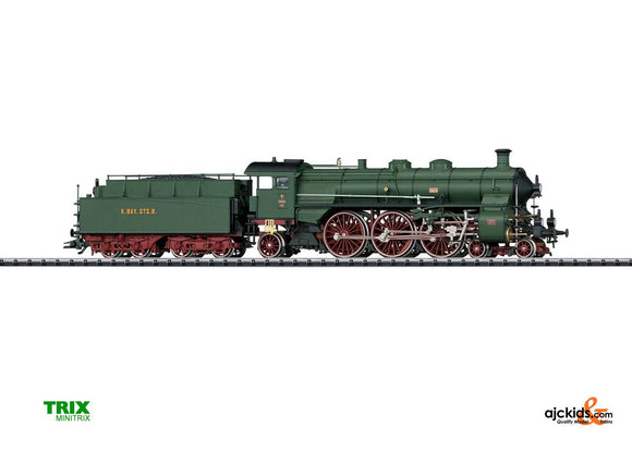 Trix 22403 Class S 3/6 Steam Locomotive,  the Hochhaxige / High Stepper