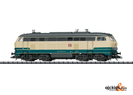 Trix 22417 Dgtl DB AG cl 217 Diesel Locomotive; Era VI