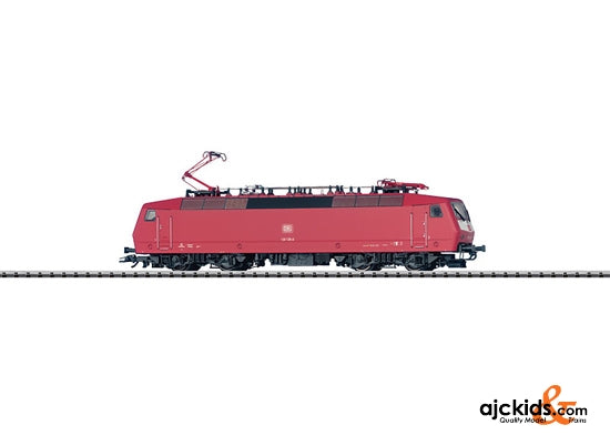 Trix 22603 - DB cl 120.1 Electric Loco (Chinese red)