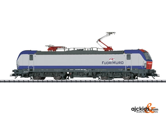 Trix 22668 - Dgtl cl 191 Fuori Muro Electric Locomotive; Era VI