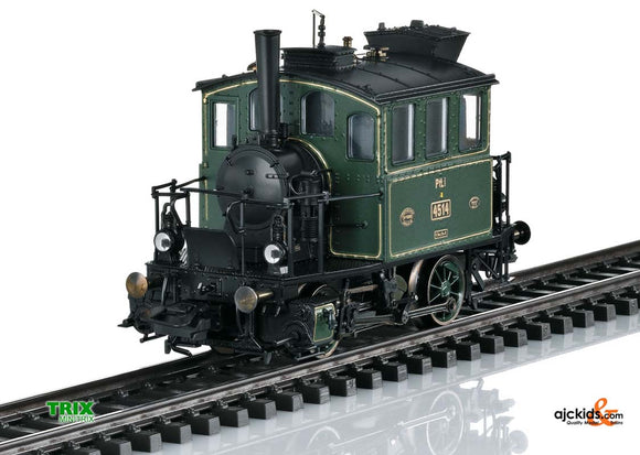 Trix 22721 Class PtL 2/2 Steam Locomotive