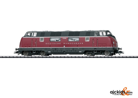Trix 22754 Digital DB cl V 200.0 Diesel Locomotive