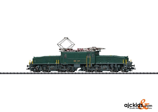 Trix 22776 - Crocodile Electric Locomotive