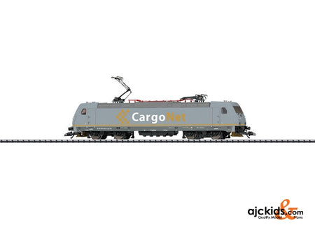Trix 22808 - Electric Locomotive Litra 119 CargoNet - minor box damage
